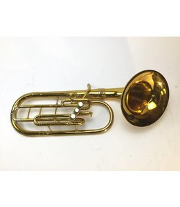King Used King Peck Horn in Eb