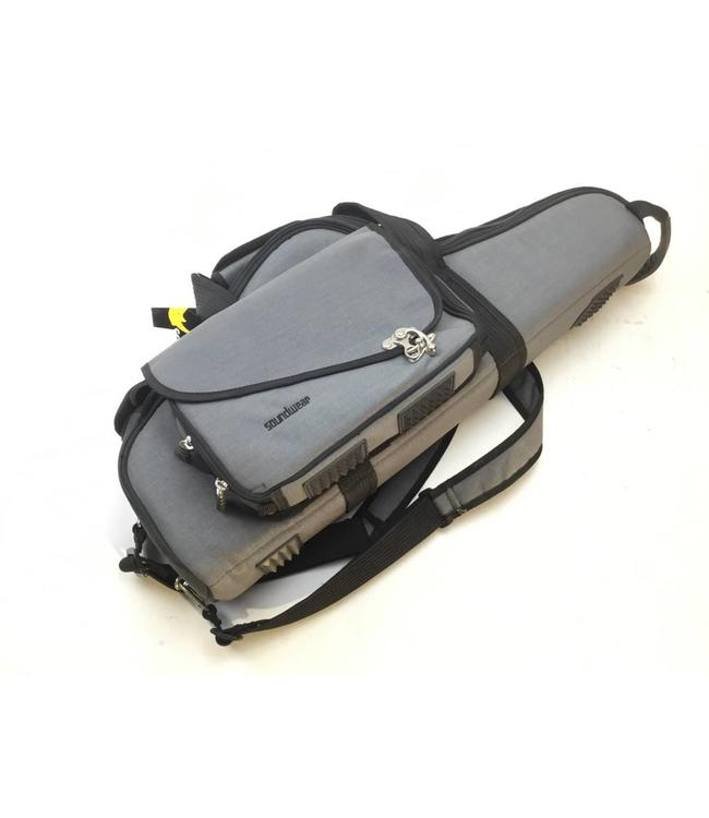 Soundwear Used Soundwear Performer Alto Sax case- Grey