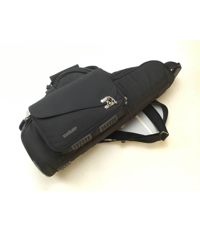 Soundwear Used Soundwear Performer Alto Sax case- Black