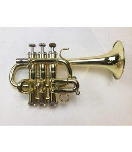 Getzen Used Getzen Capri Bb/A Piccolo Trumpet