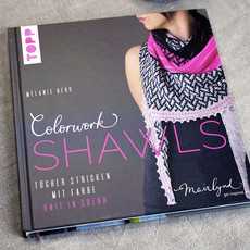 "REMARKABLE YARNS ""Colorworks Shawls"""