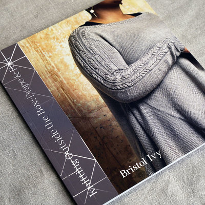 "KNITTING OUTSIDE THE BOX ""Drape & Fold"" by Bristol Ivy"