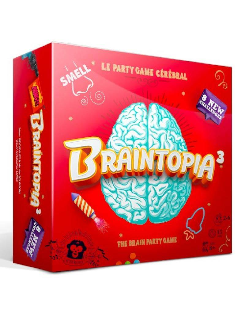 Asmodee Braintopia 3
