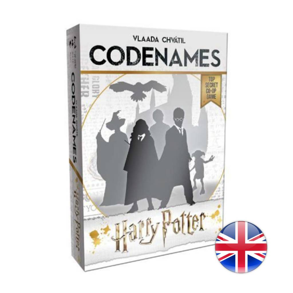 Czech Games Edition Codenames: Harry Potter