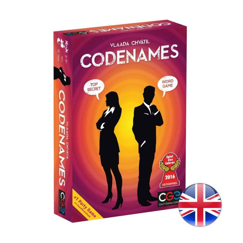 Czech Games Edition Codenames