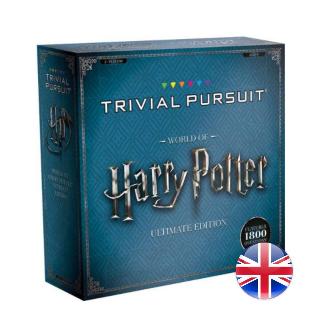 Trivial Pursuit: World of Harry Potter Ultimate Edition