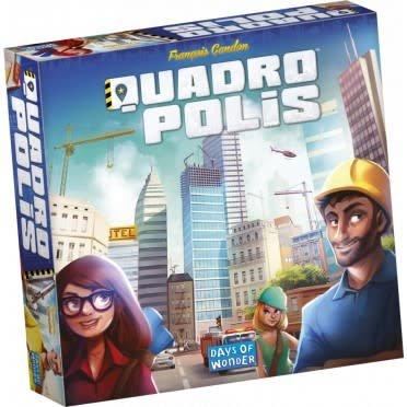 Days of Wonder Quadropolis VF