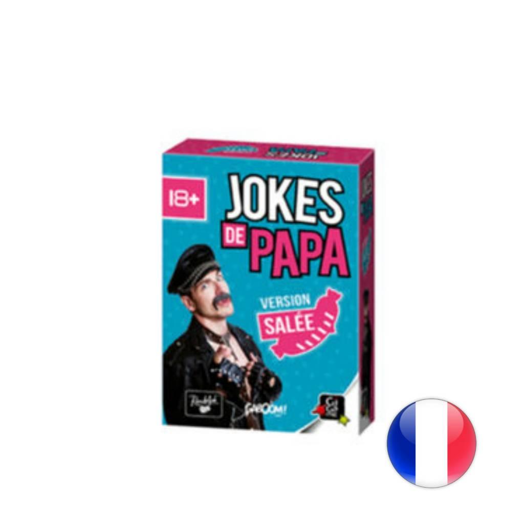 Randolph Jokes de papa - Salée