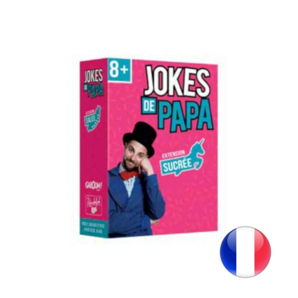 Jokes de Papa - Sucrée