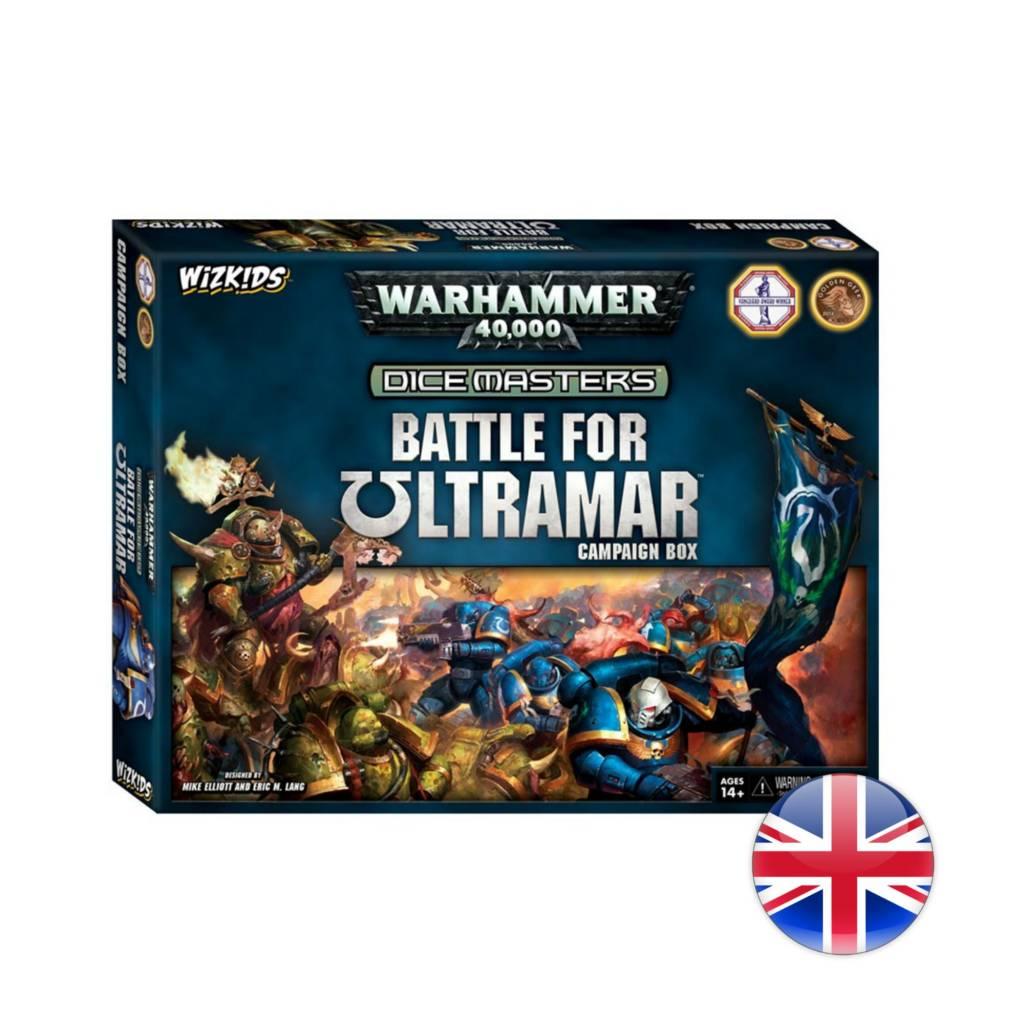 Warhammer 40K DM : Battle for Ultramar Campaign