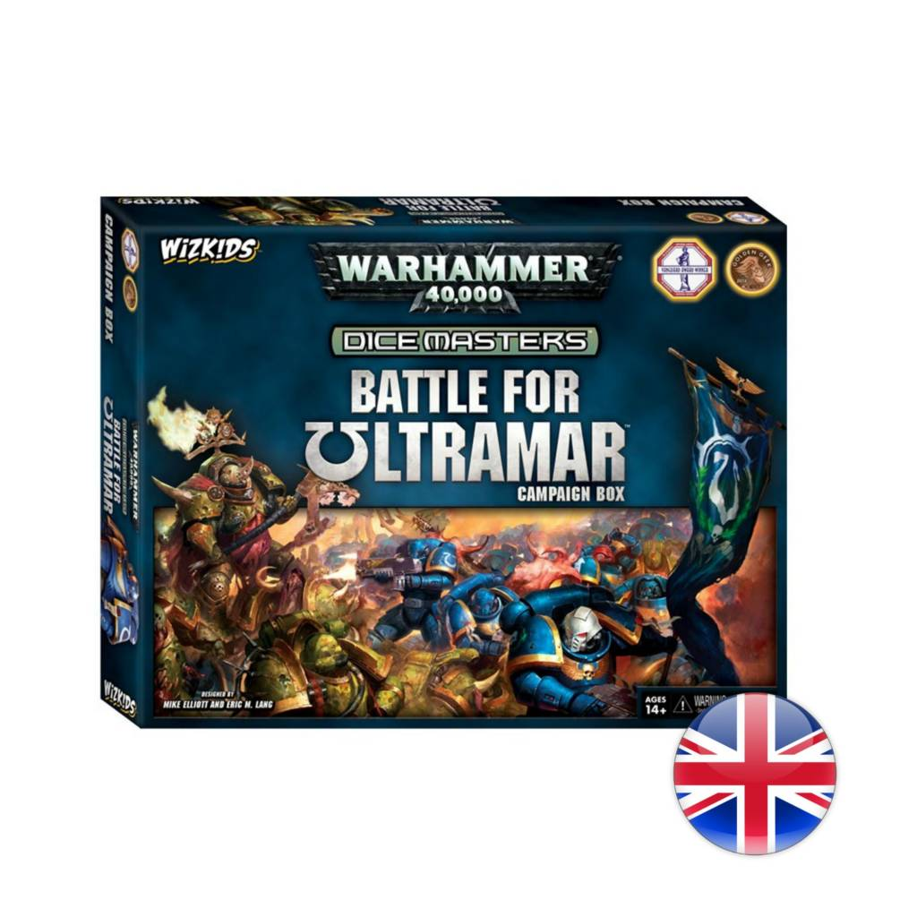 Wizkids Games Warhammer 40K DM : Battle for Ultramar Campaign
