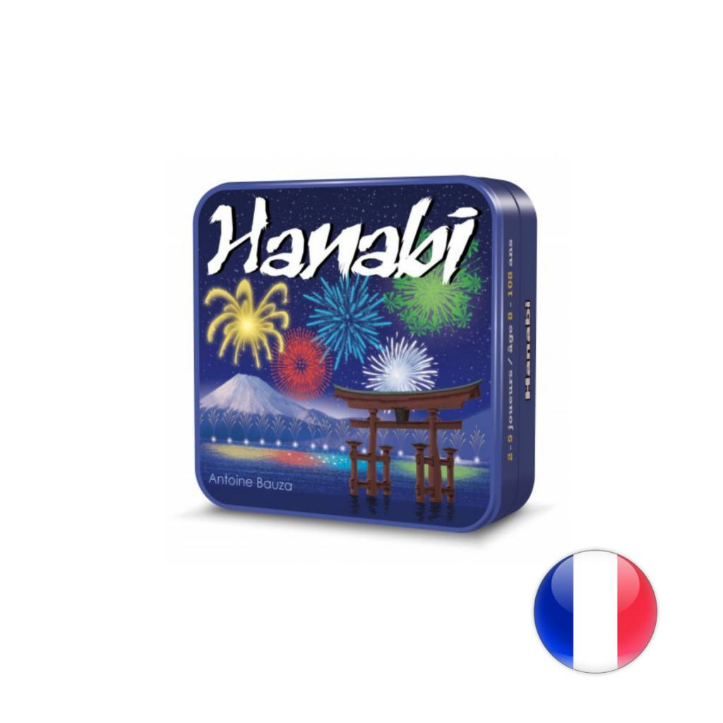 Cocktail Games Hanabi VF