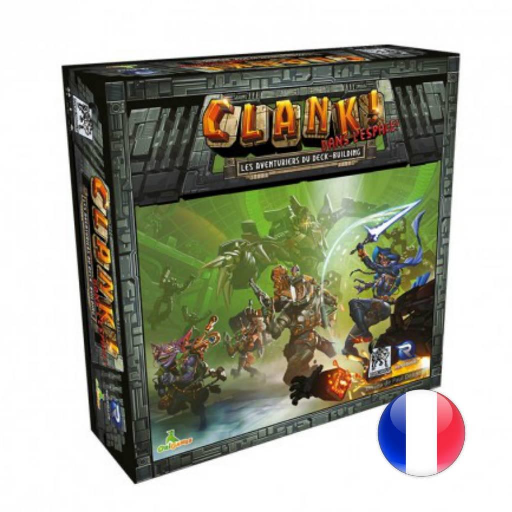Renegade Clank! Dans l'espace!