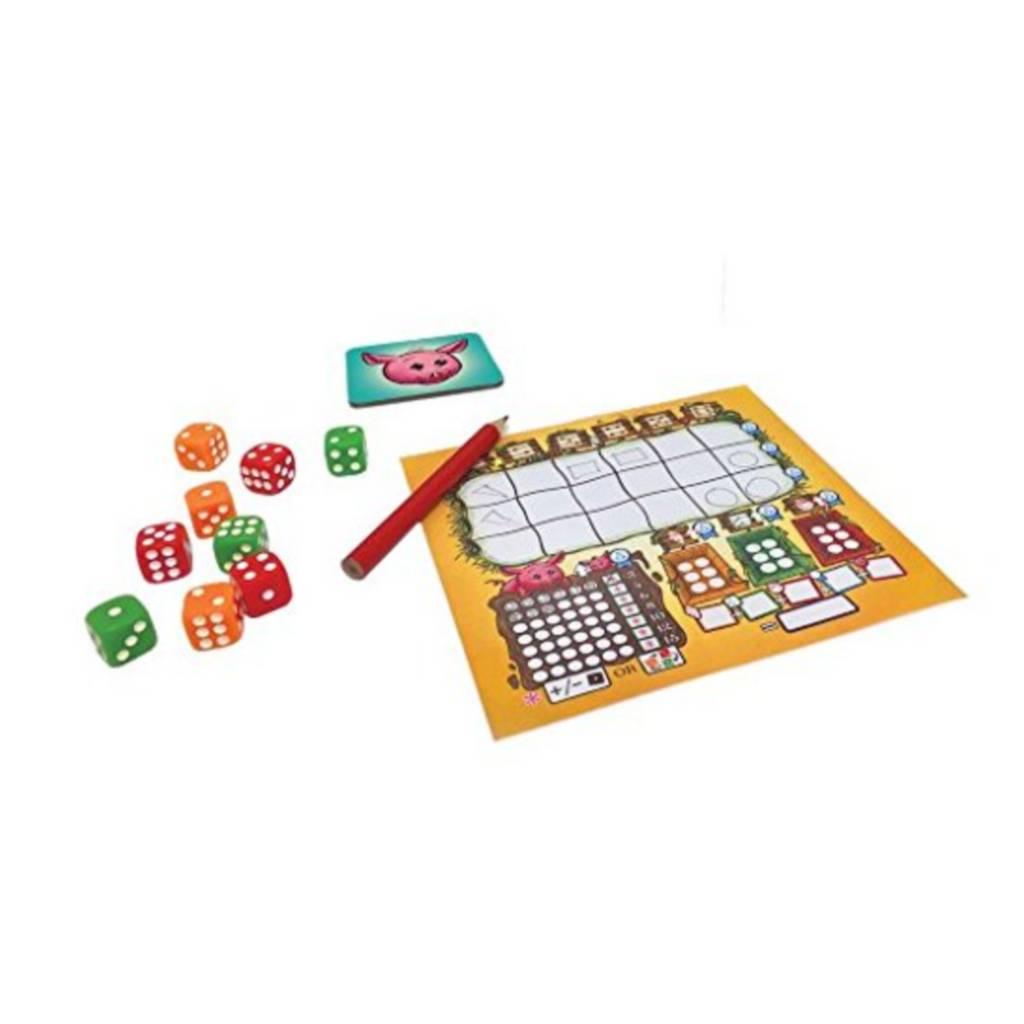 Grey Fox Games Harvest dice (VF)