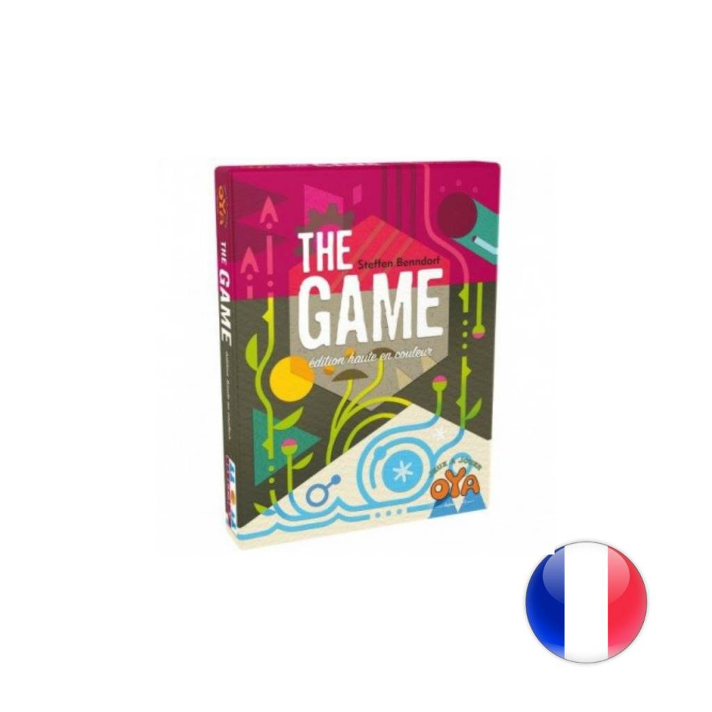 Oya The Game : Haut en couleur VF