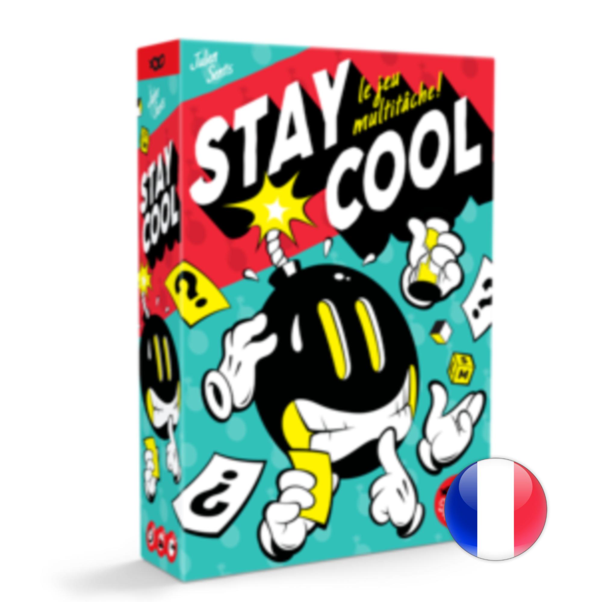 Scorpion Masqué Stay Cool