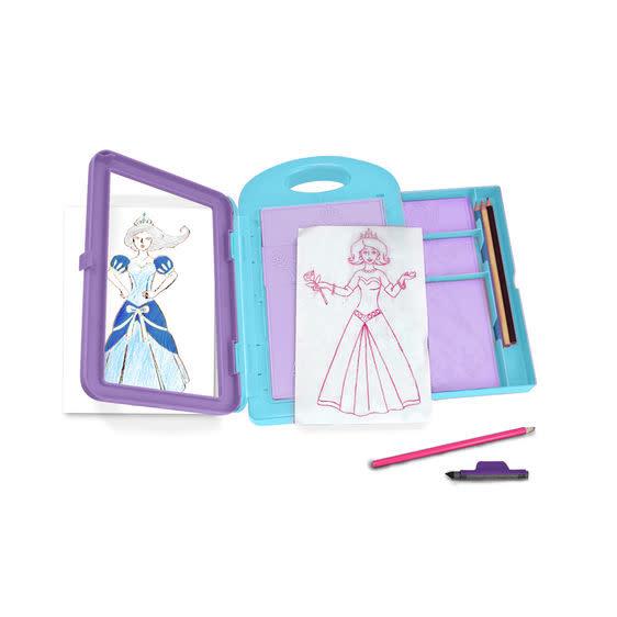 Melissa & Doug Princess Design Activity Kit