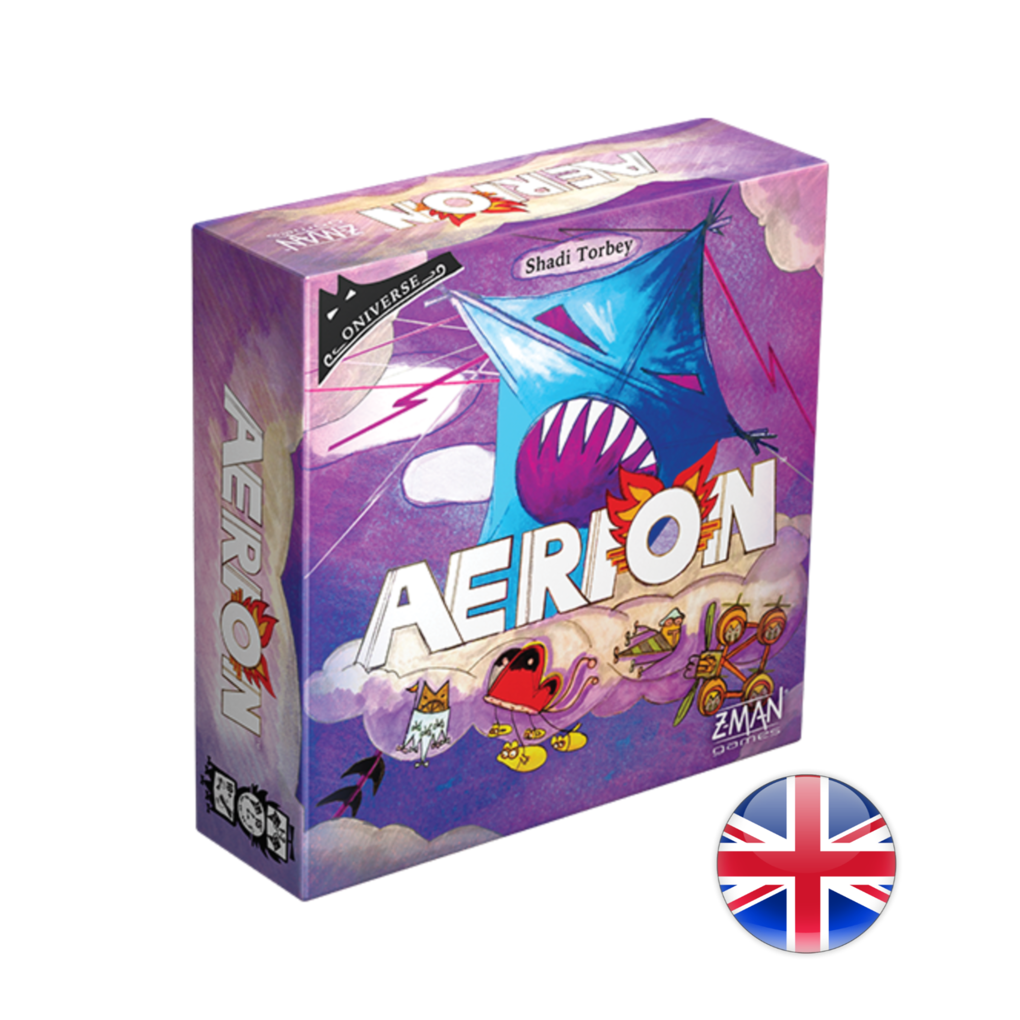 Z-Man Aerion - Collection Oniverse
