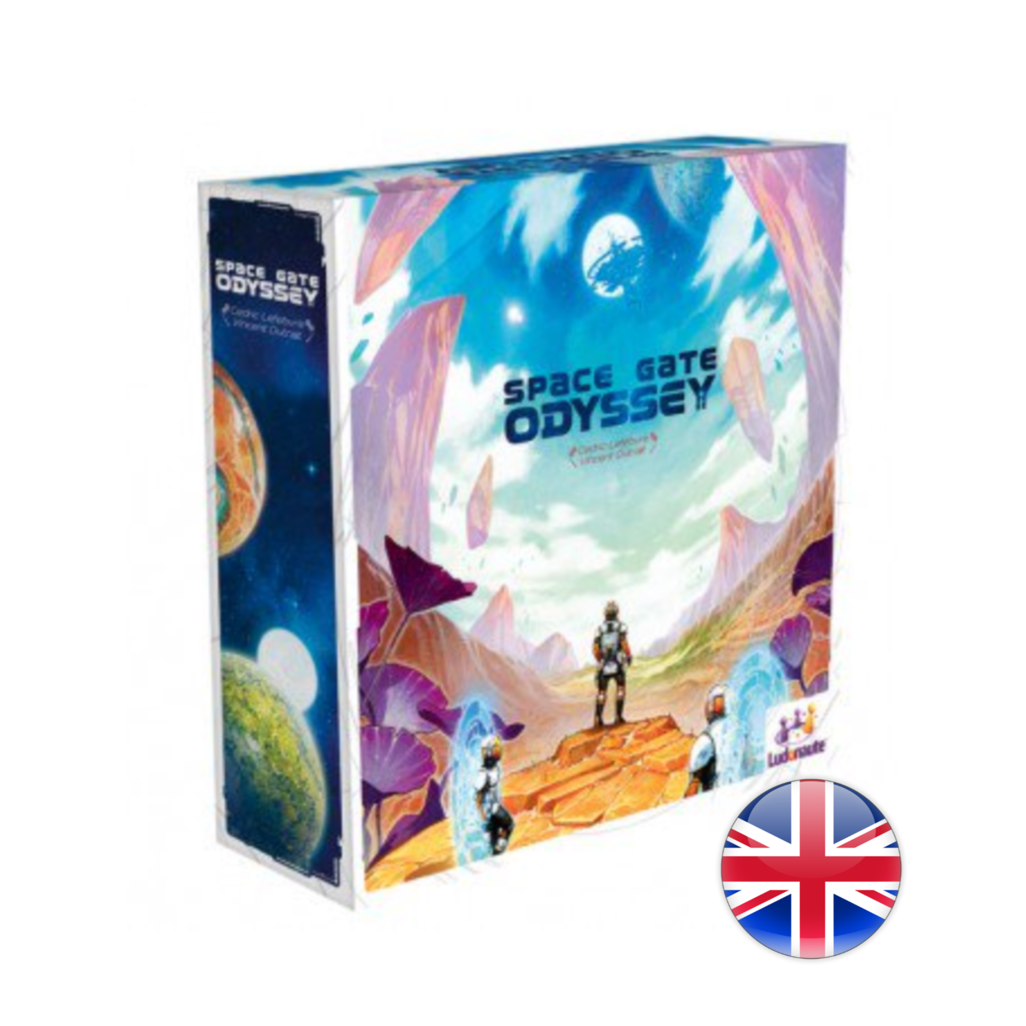 Ludonaute Space Gate Odyssey