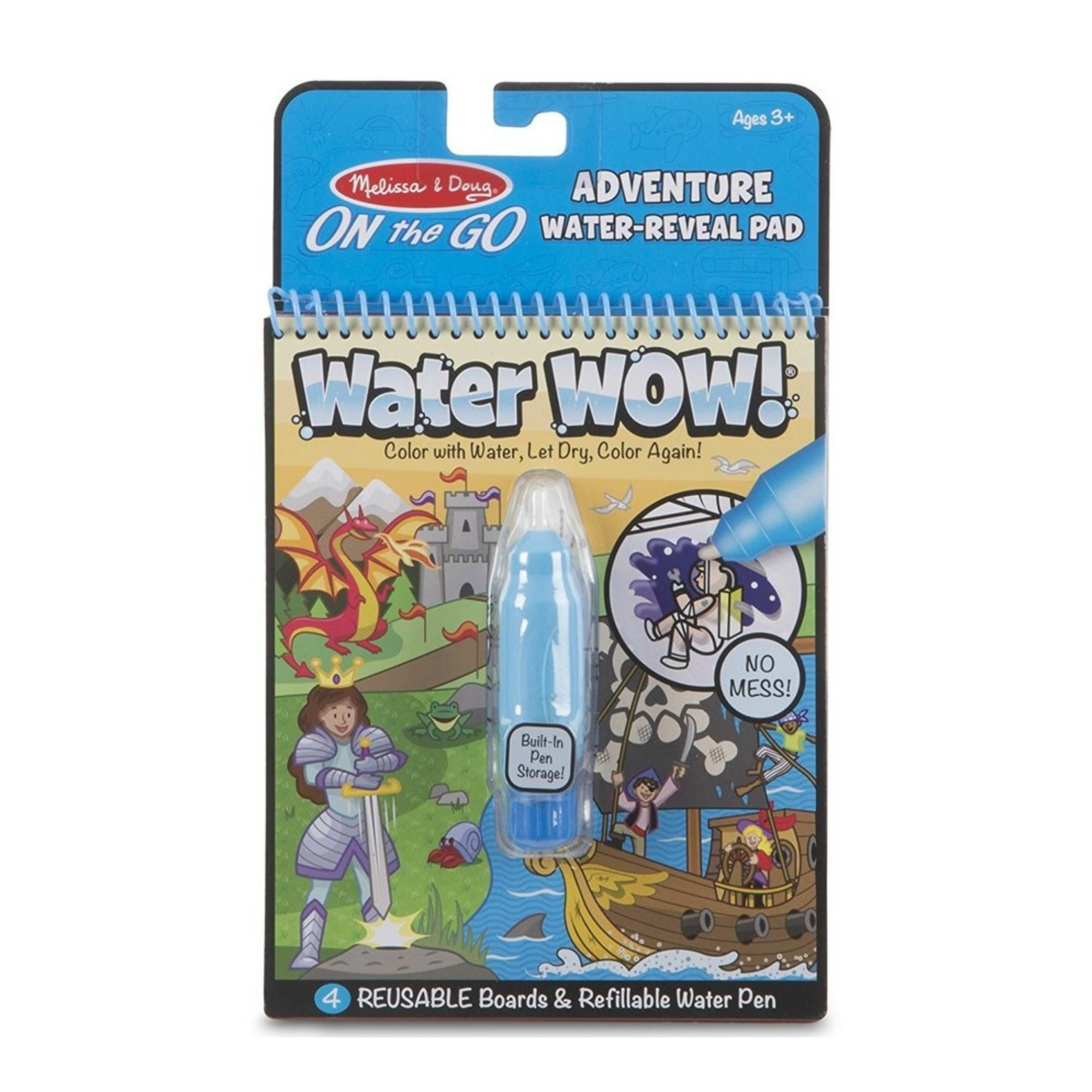 Melissa & Doug Water Wow! - Adventure