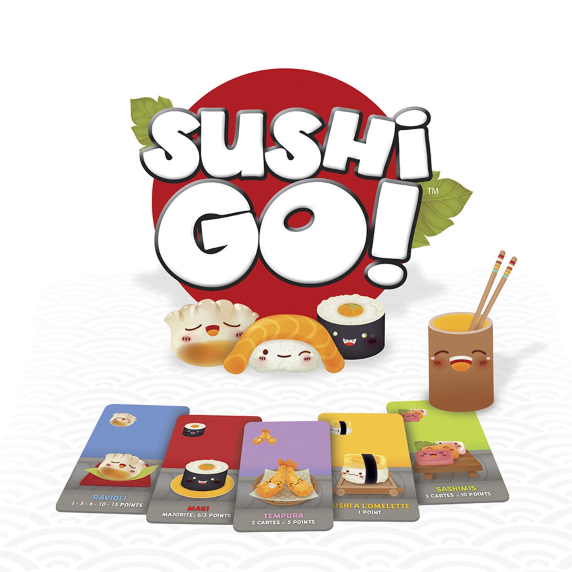 Gamewright Sushi Go! VF