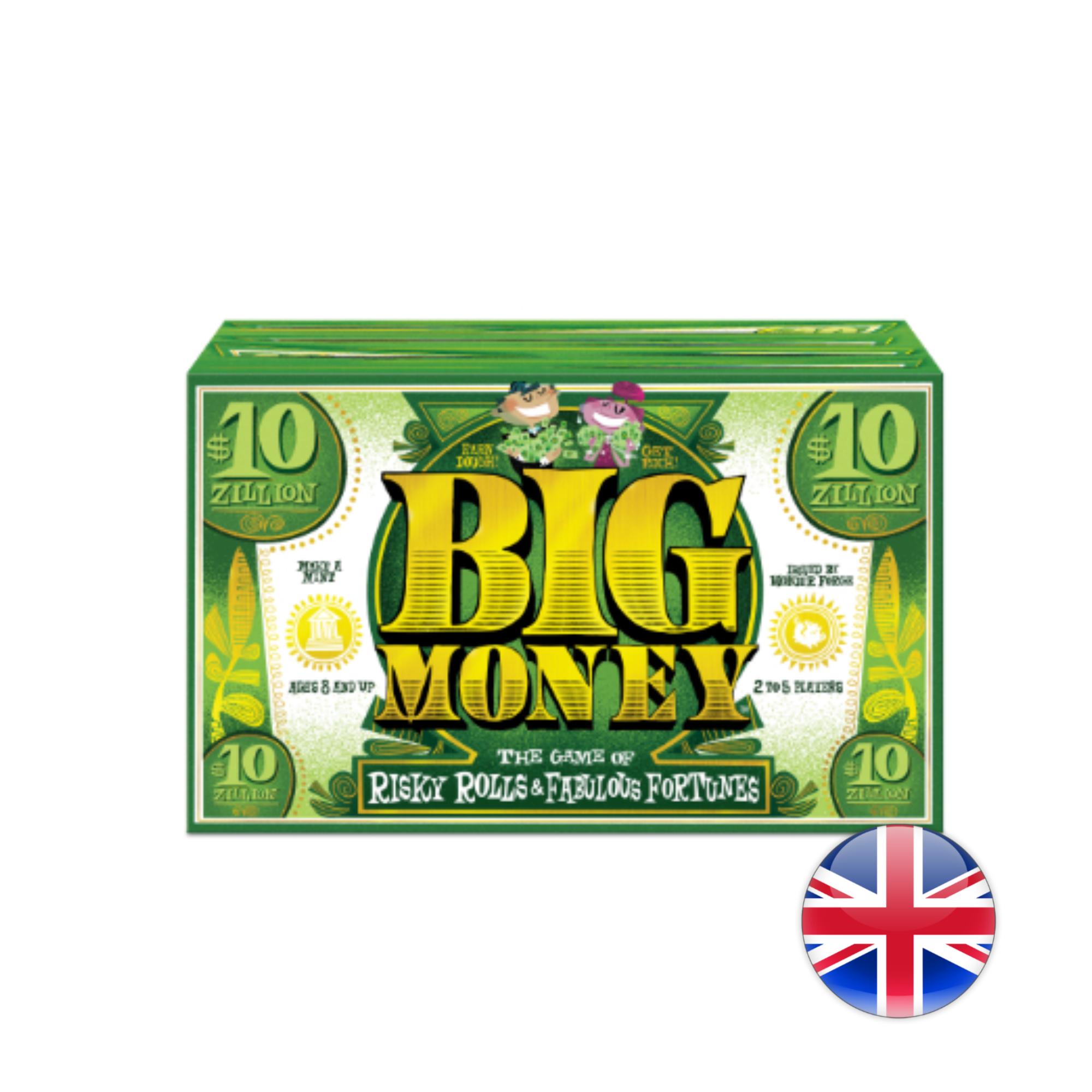 Wonder Forge Big Money