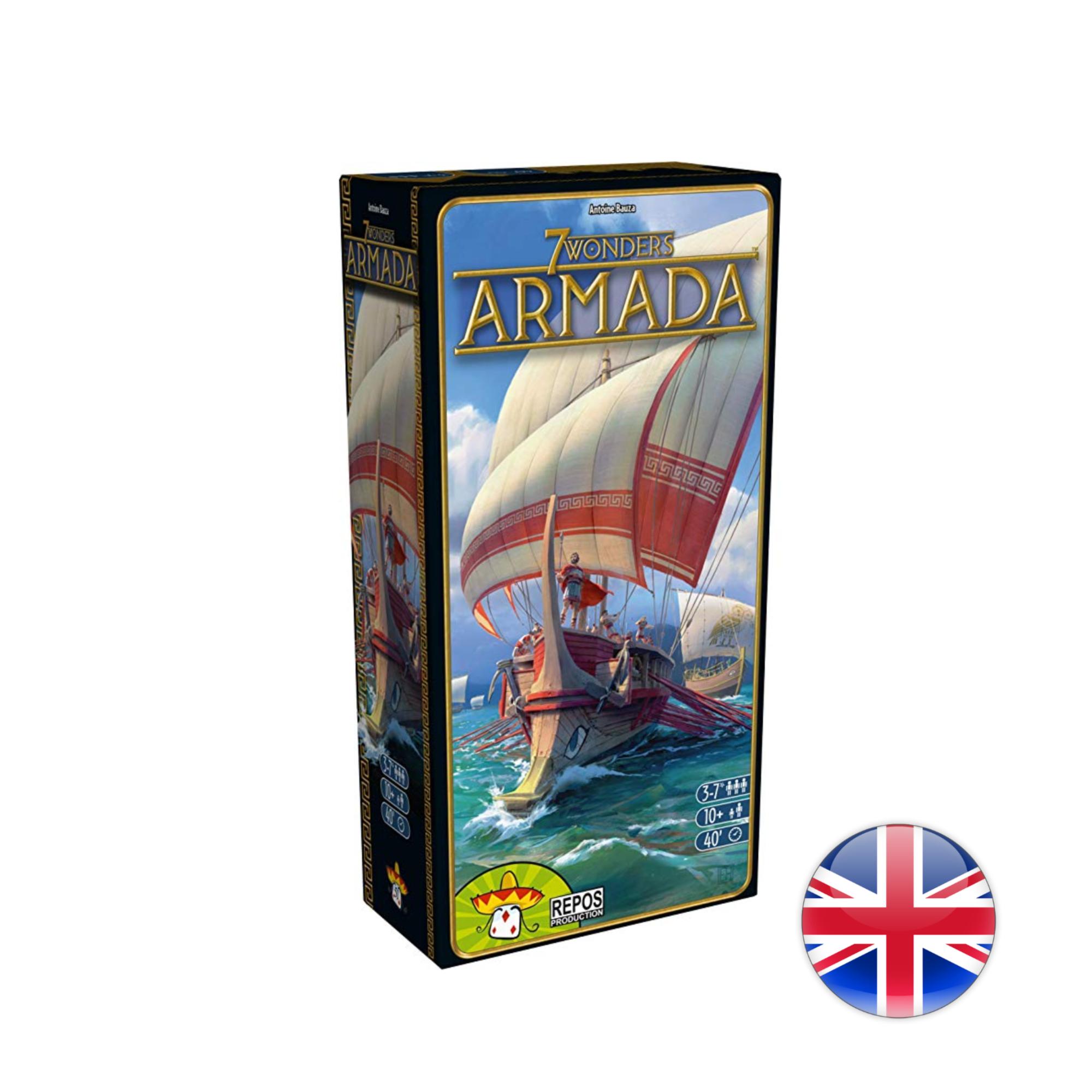 Matagot 7 Wonders: Armada VA
