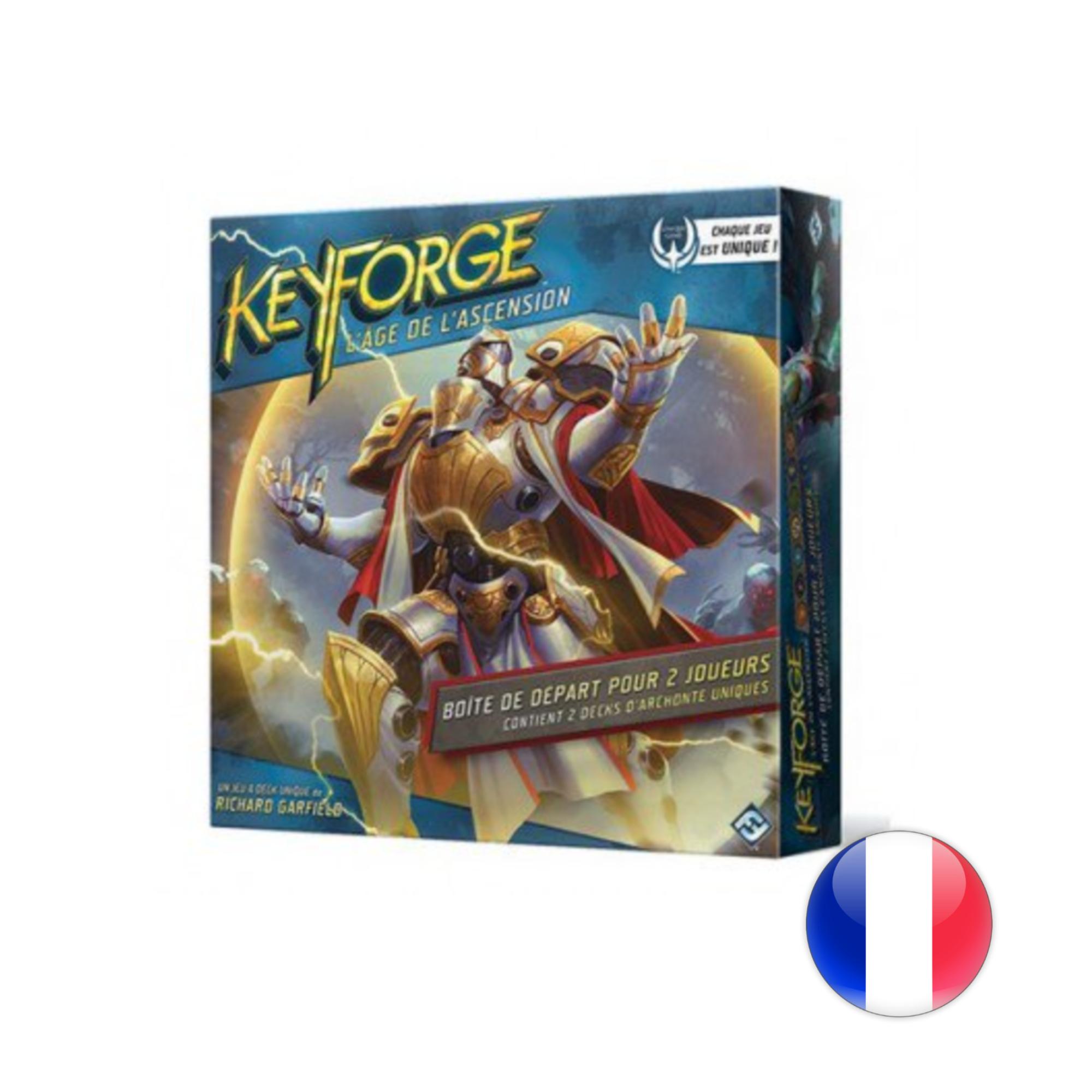 Fantasy Flight Games Keyforge: L'age de l'Ascension