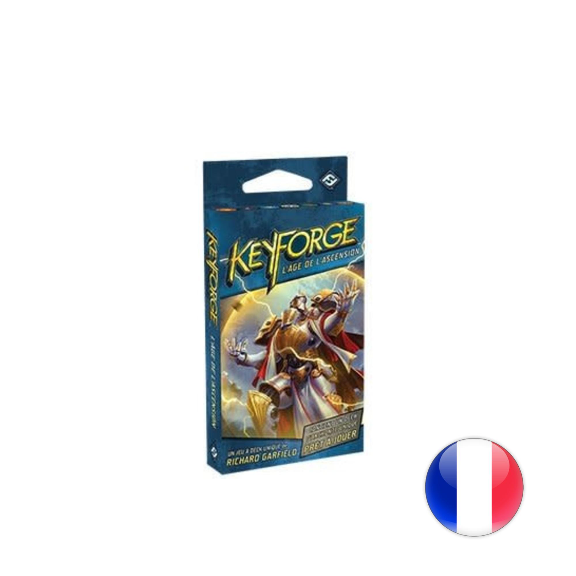 Fantasy Flight Games Keyforge: L'âge de l'ascension - Paquet VF