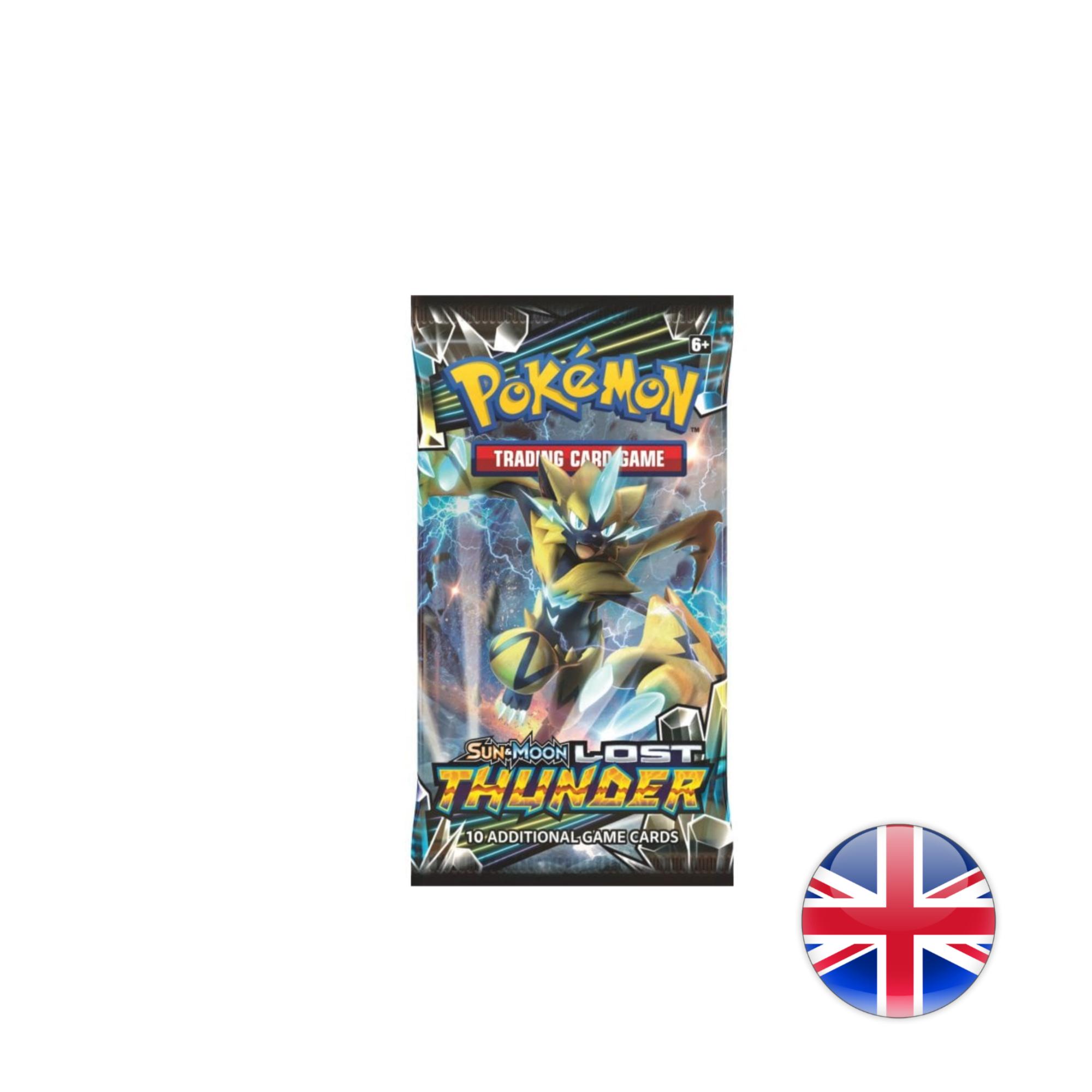 Pokemon Company Pokemon Booster Lost Thunder