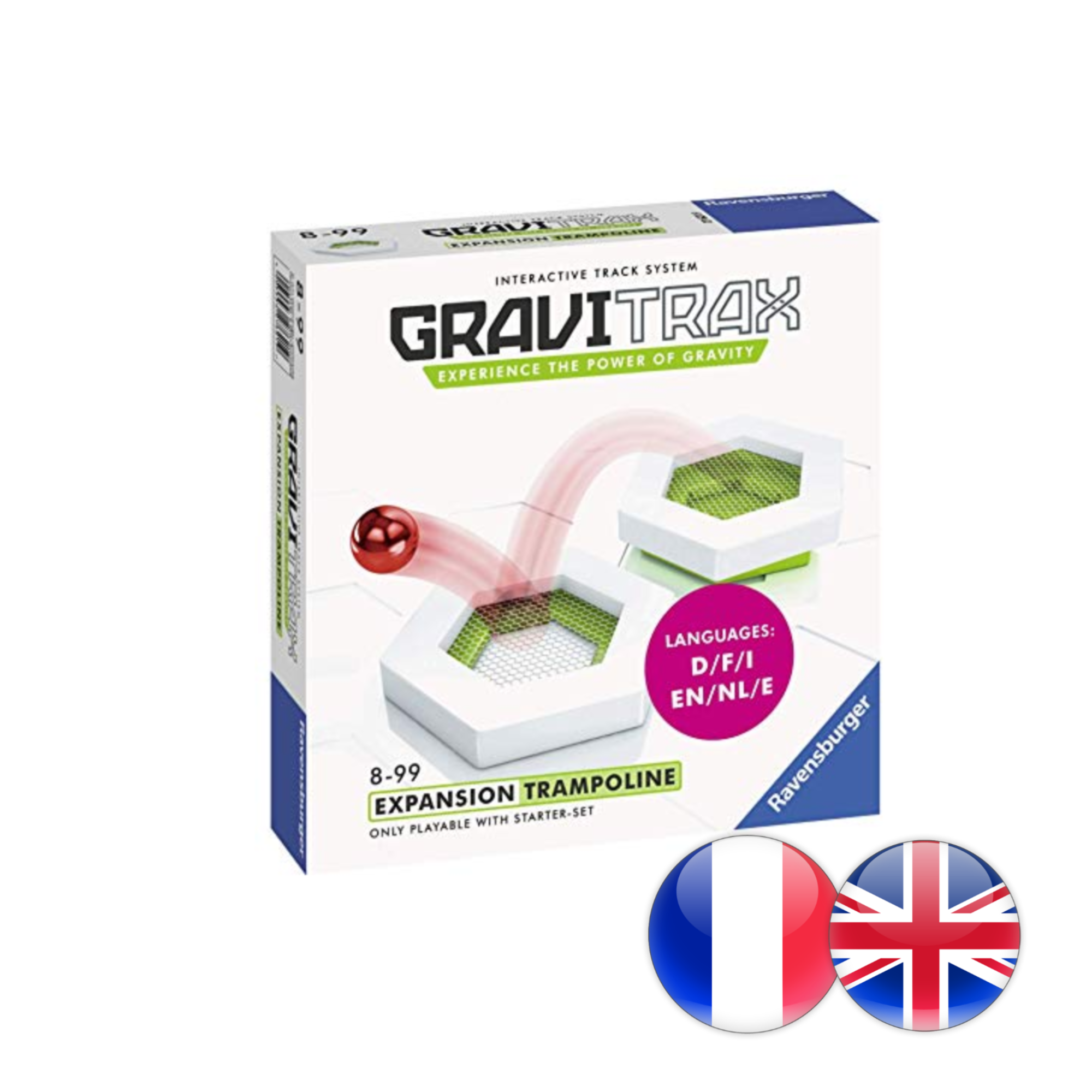 Ravensburger GraviTrax: Trampoline (multi)