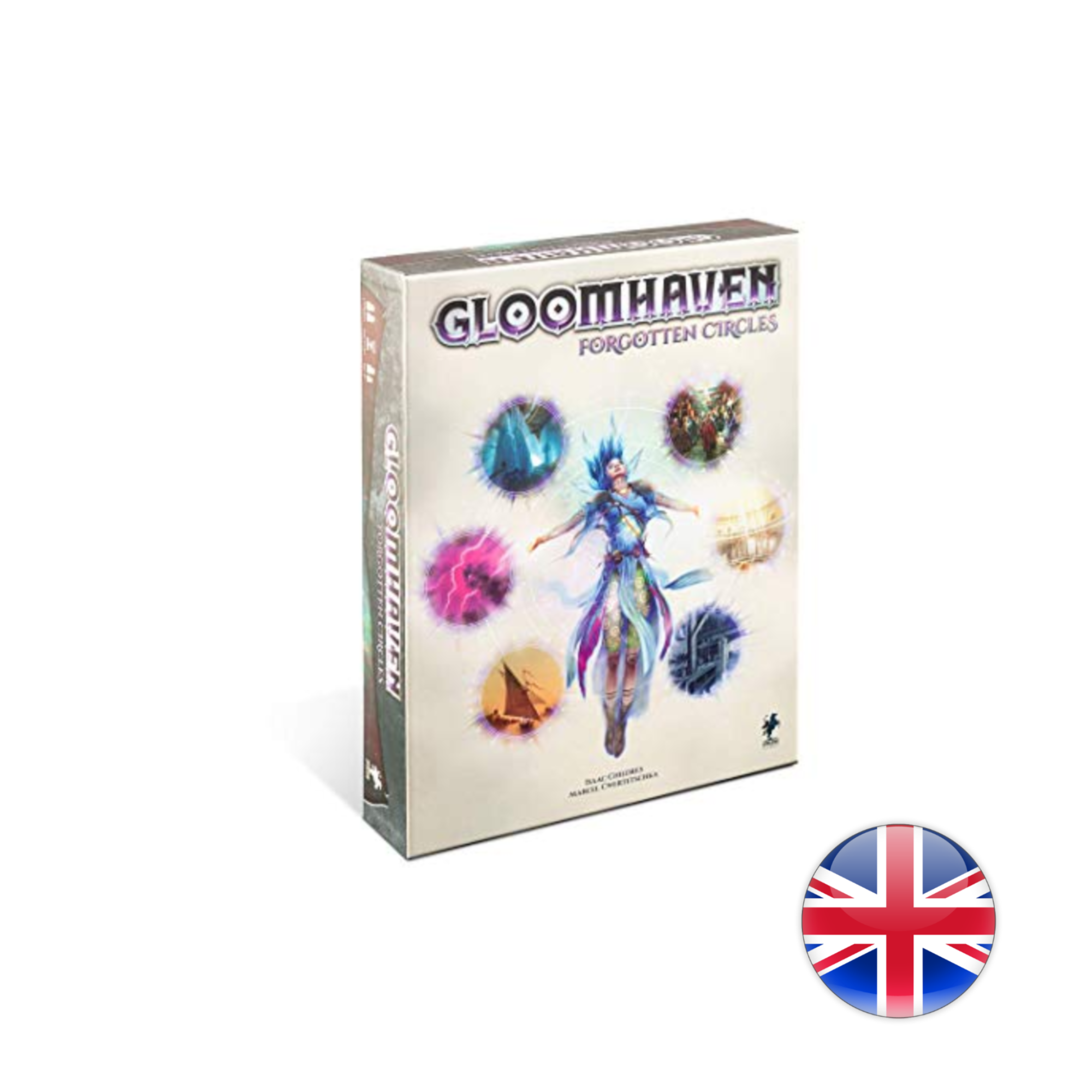 Stonemaier Games Gloomhaven: Expansion - Forgotten Circles