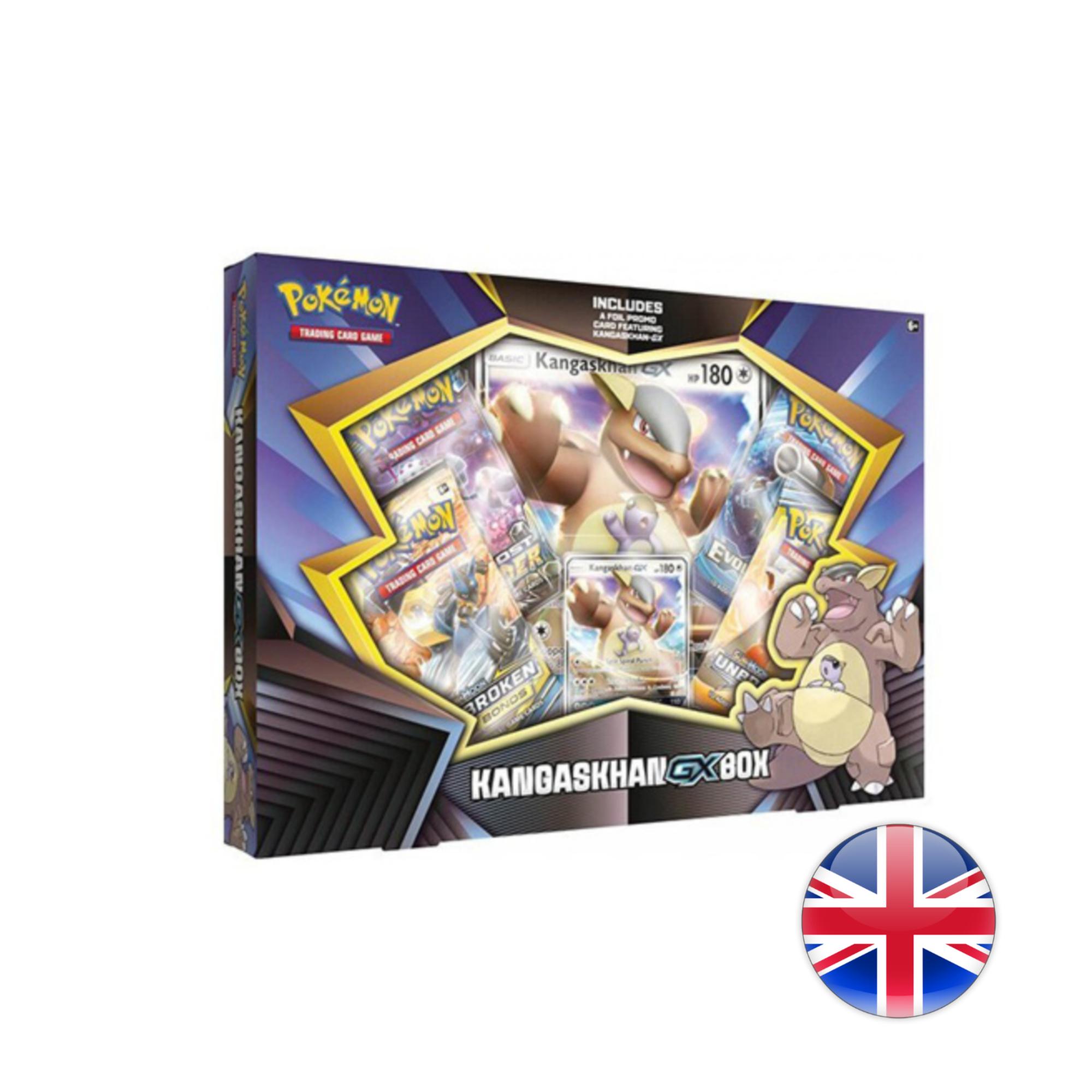 Pokemon Company Pokemon Kangaskhan - GX Box