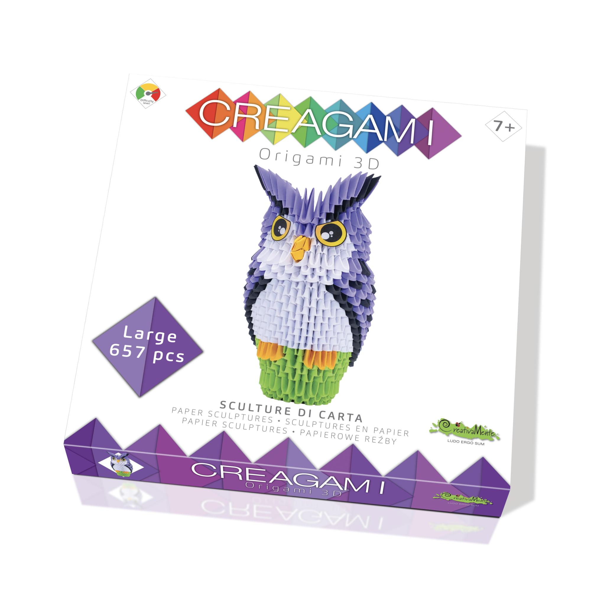 Creagami Creagami, hibou, 657 mcx