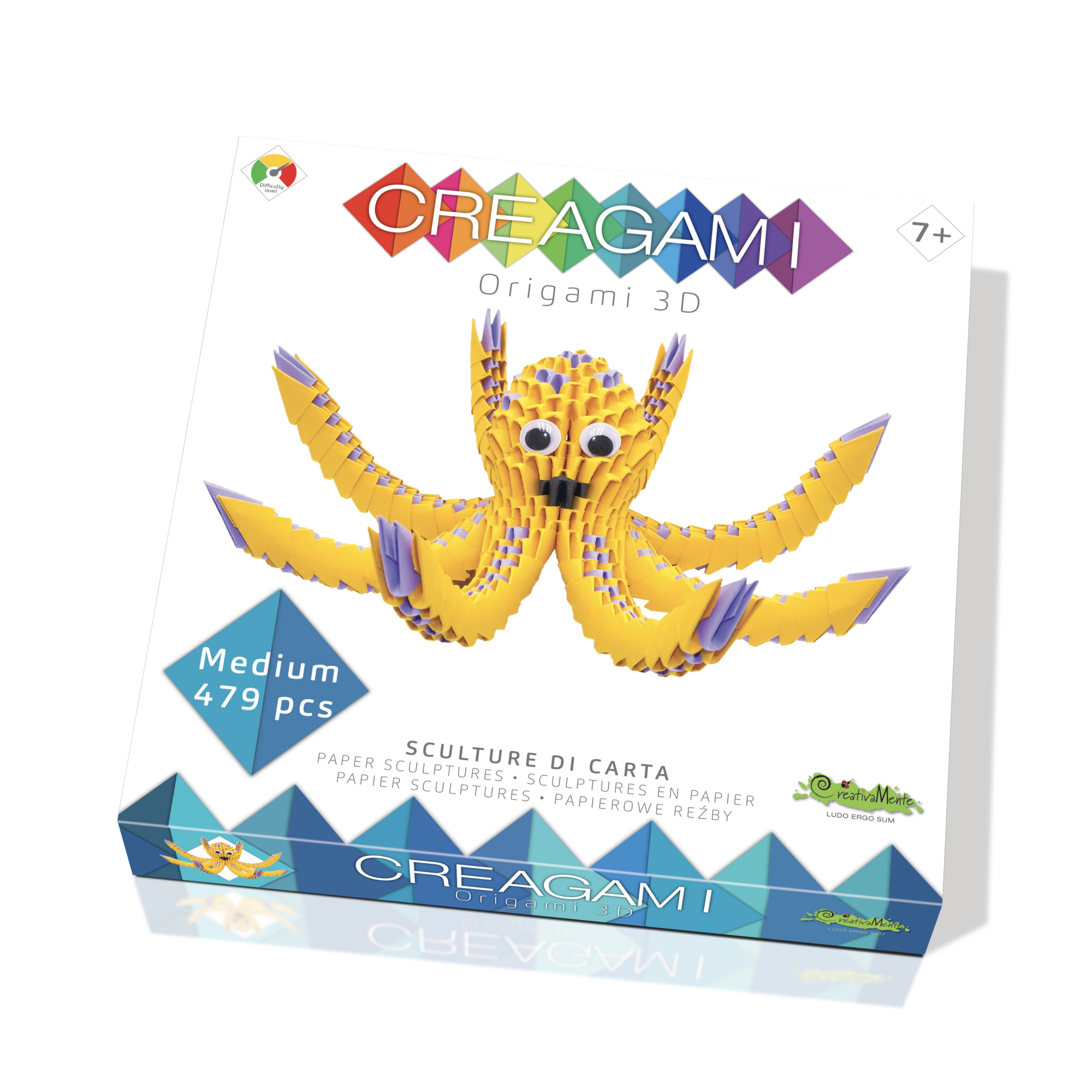 Creagami Creagami, pieuvre 470 mcx