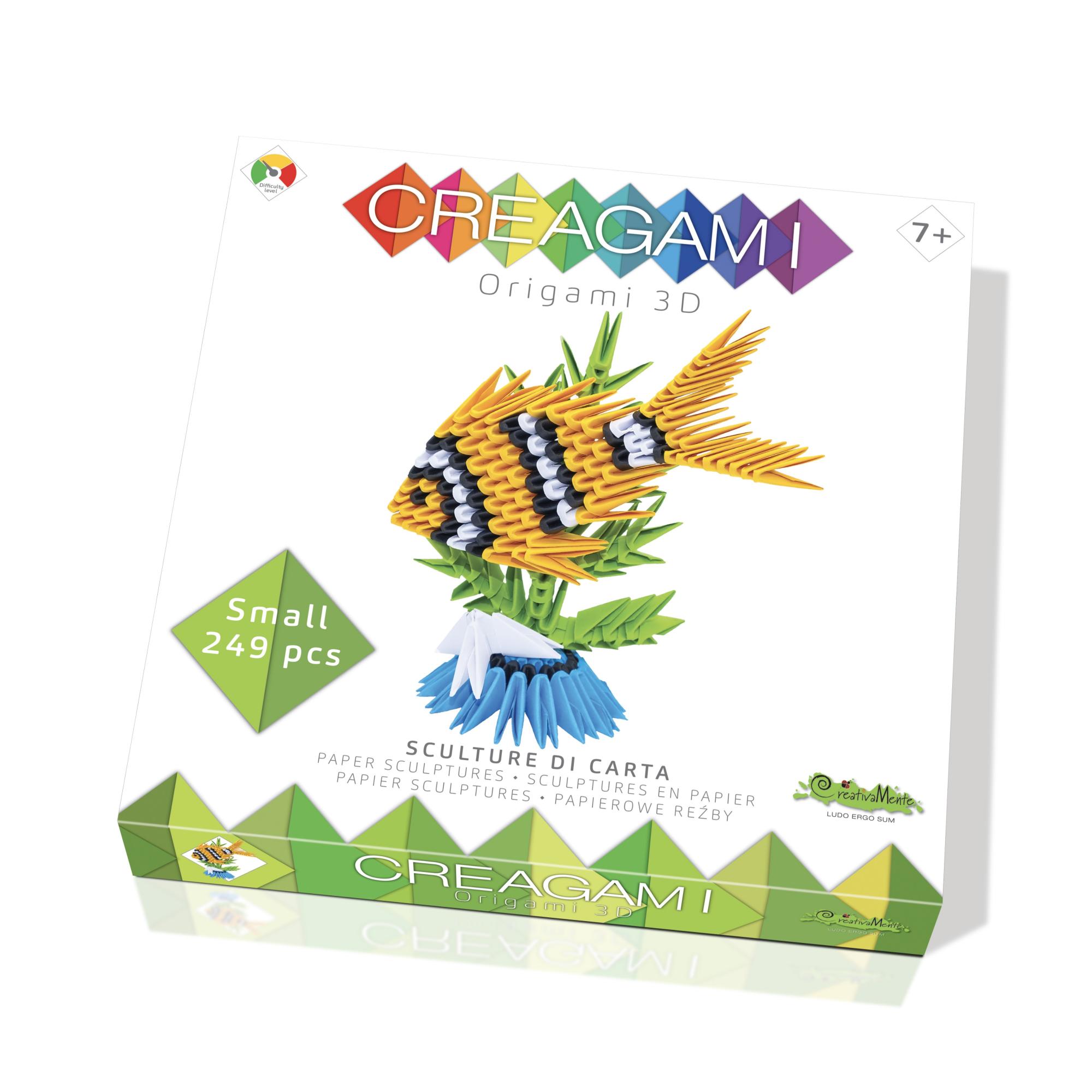 Creagami, poisson 249 mcx