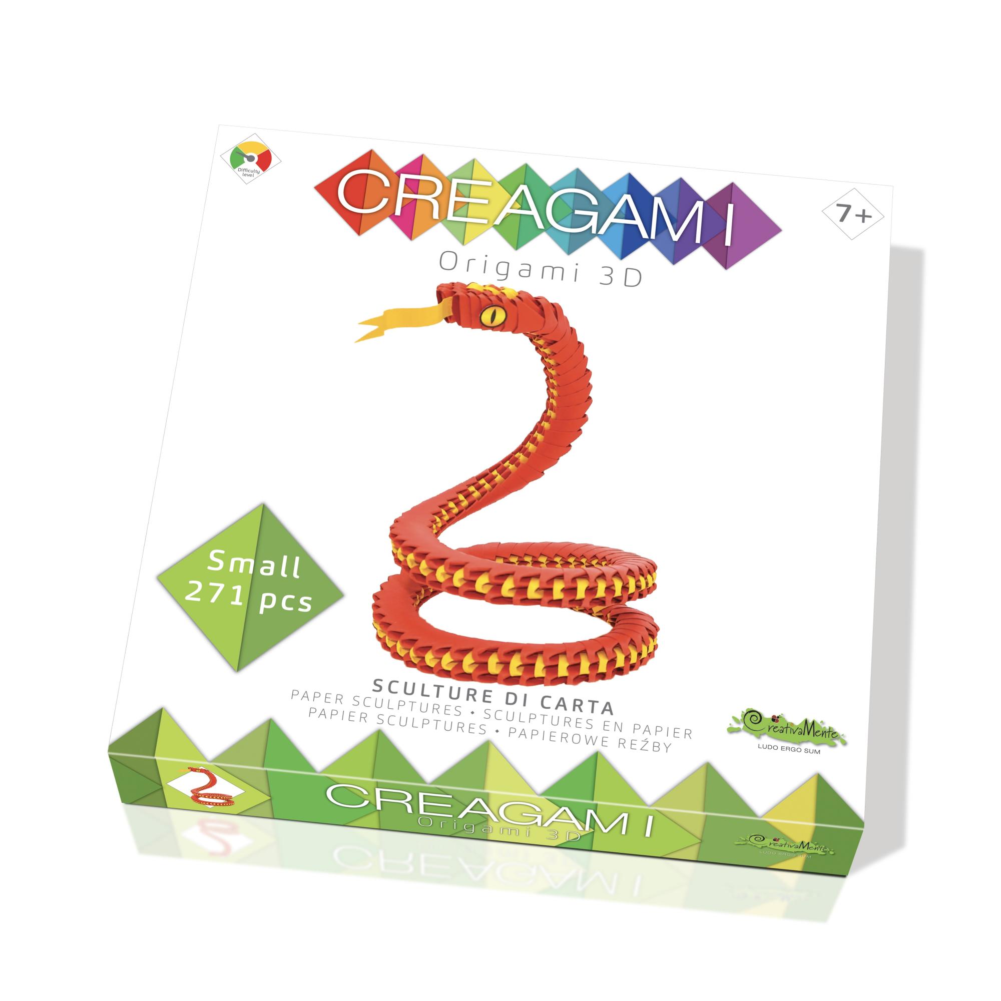 Creagami, serpent 271 mcx