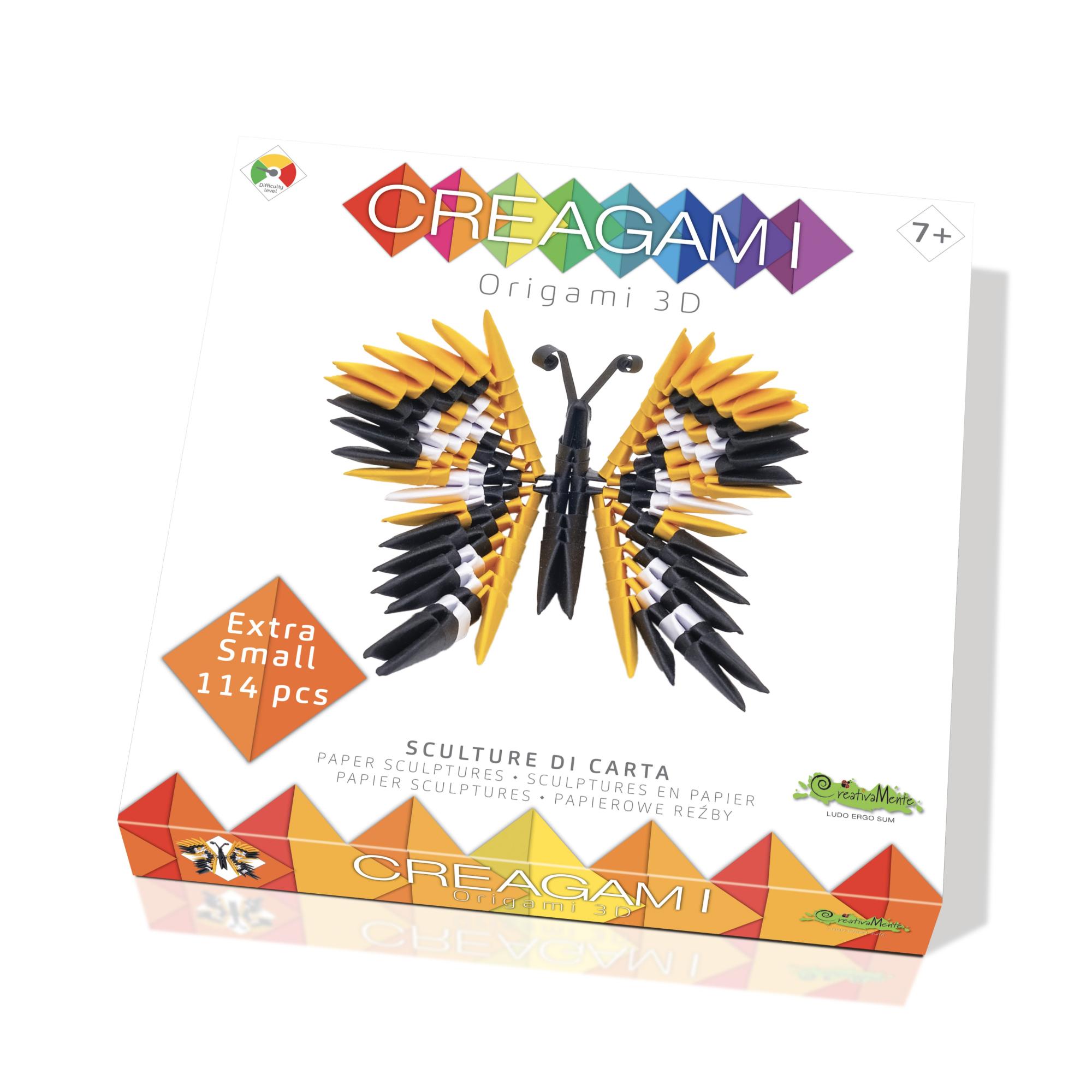 Creagami, papillion 114 mcx