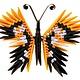 Creagami, papillon 114 mcx