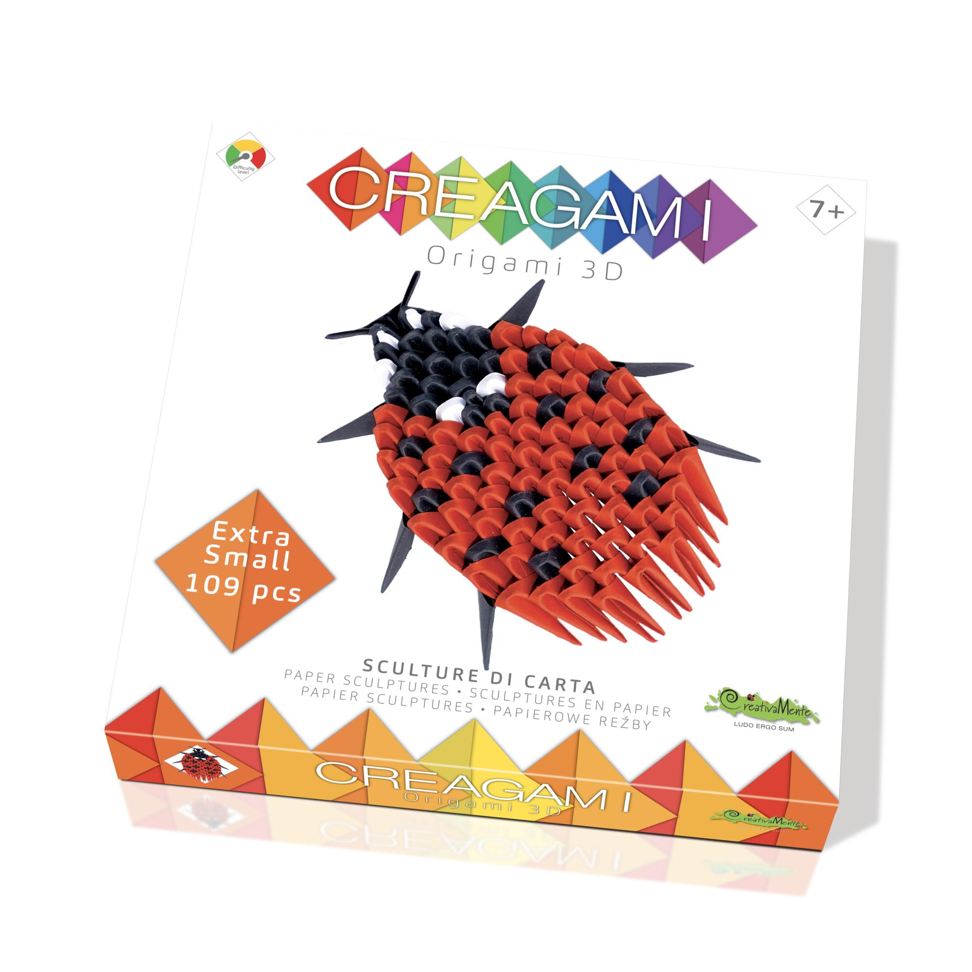 Creagami Creagami, coccinelle 109 mcx