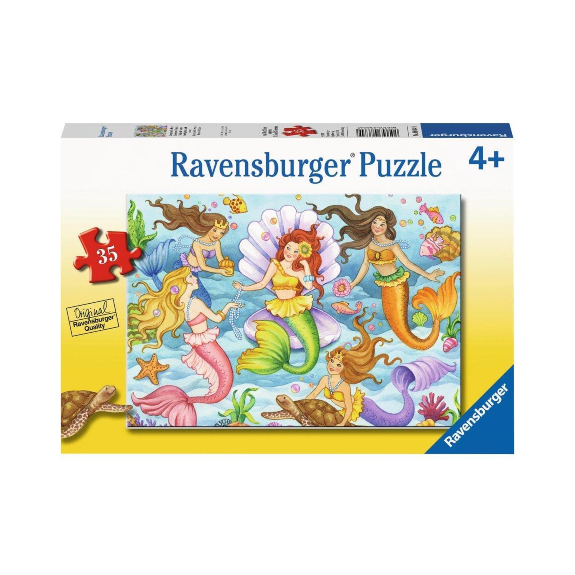 Ravensburger Puzzle 35: Les reines de l'océan