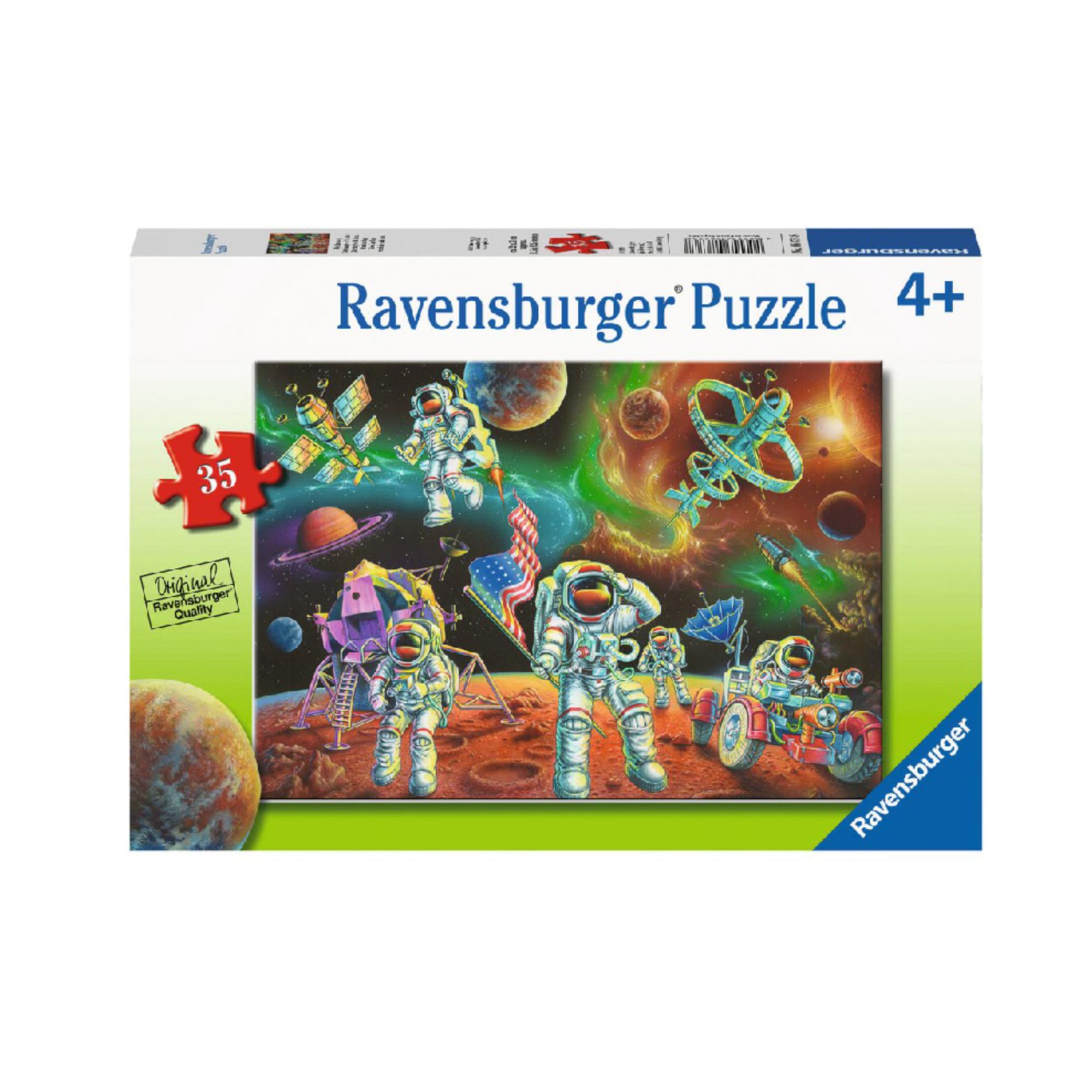 Ravensburger Puzzle 35: Atterissage sur la lune