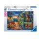 Ravensburger Puzzle 1000: Un soir à Paris