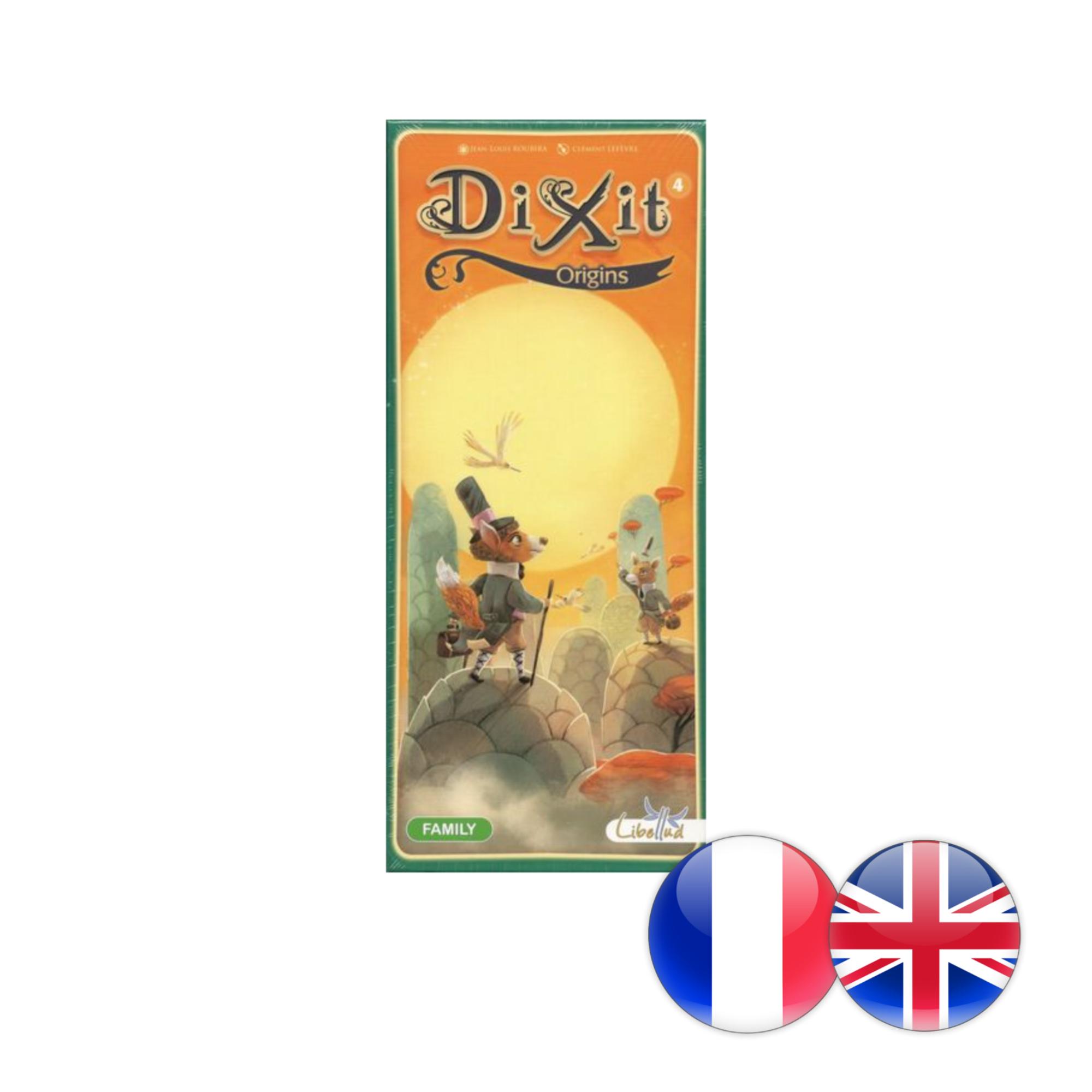Filosofia Dixit 4 - Ext. Origins (VF)