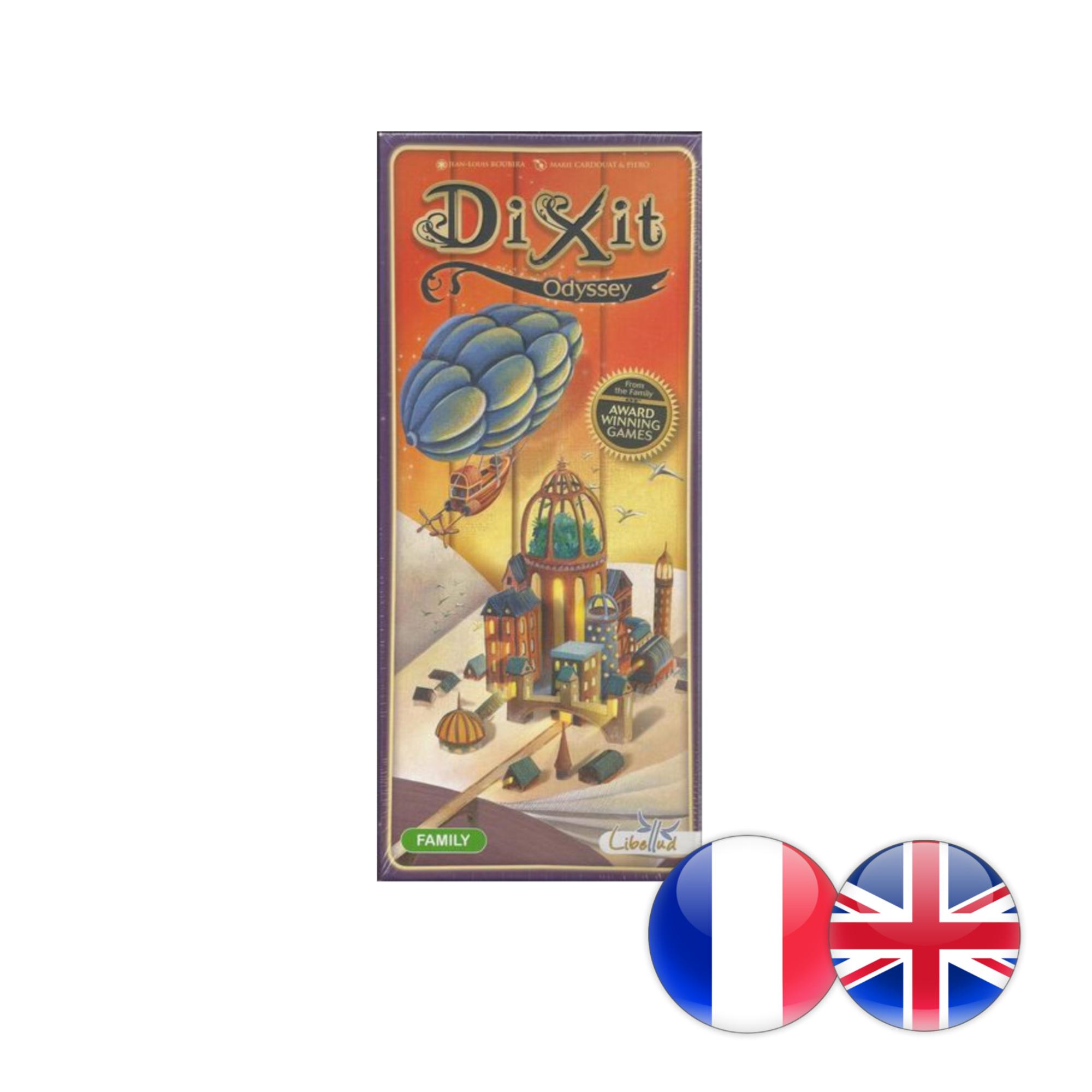 Filosofia Dixit - EXT. Odyssey