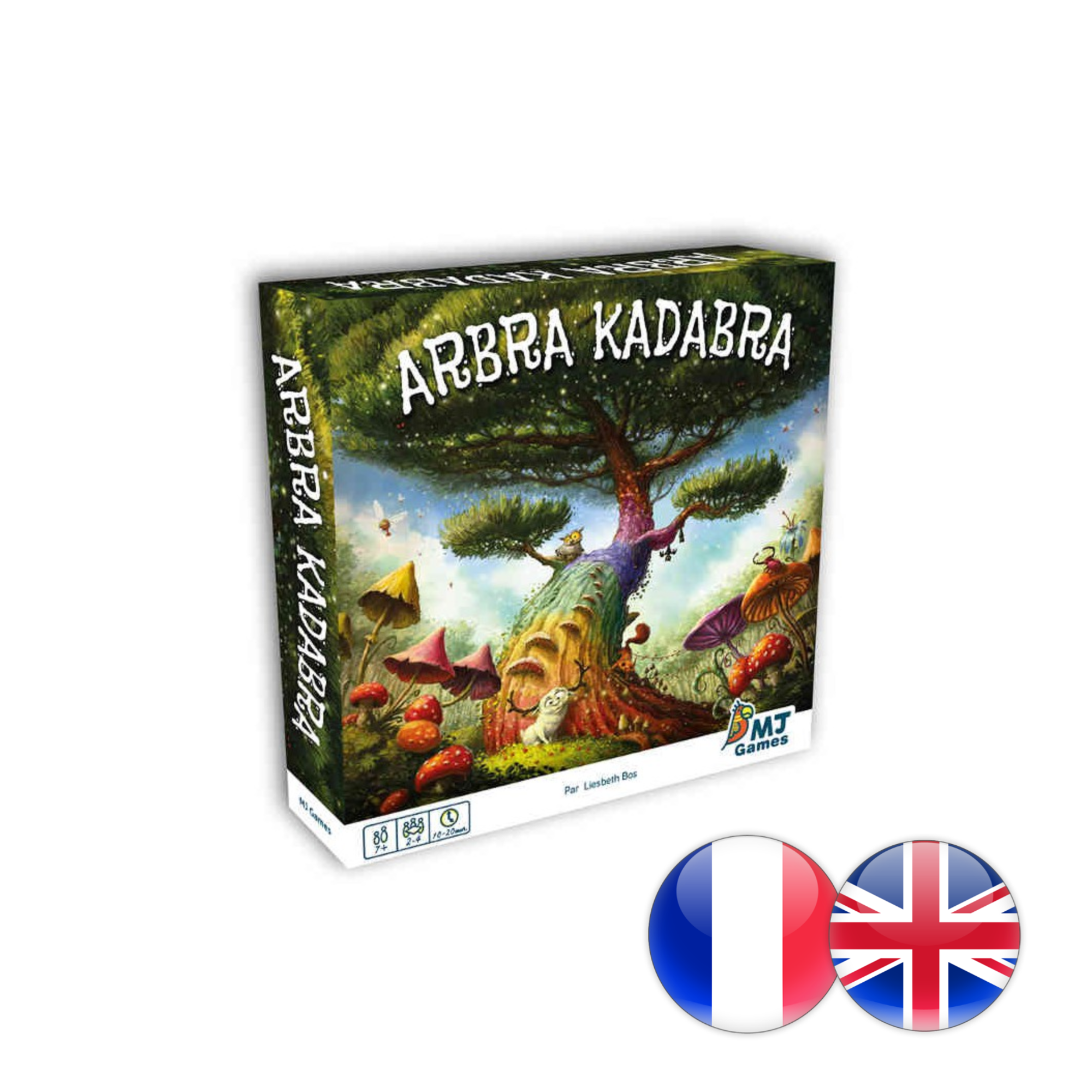 Djeco Arbra Kadabra