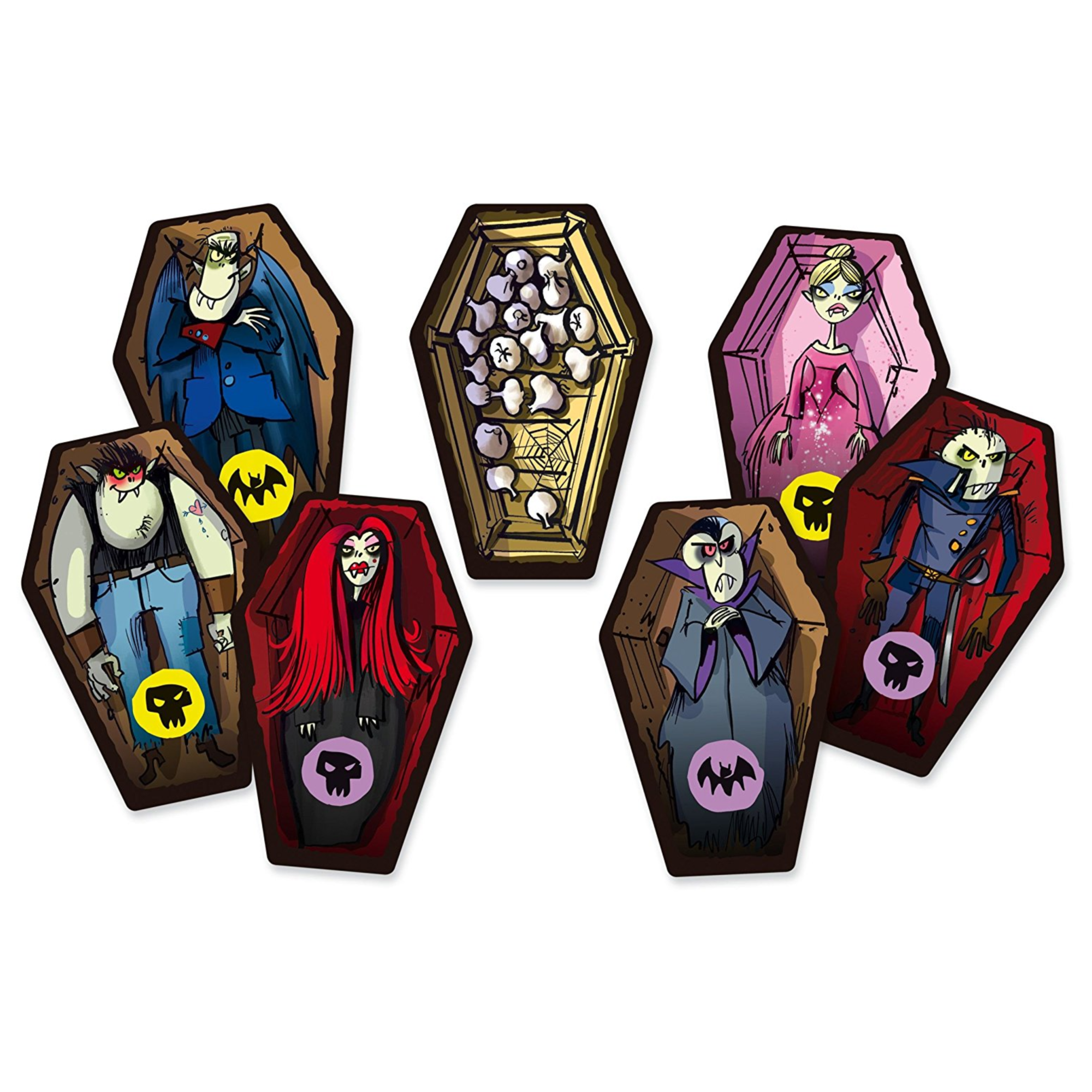Drei Magier Spiele Clearing Coffins