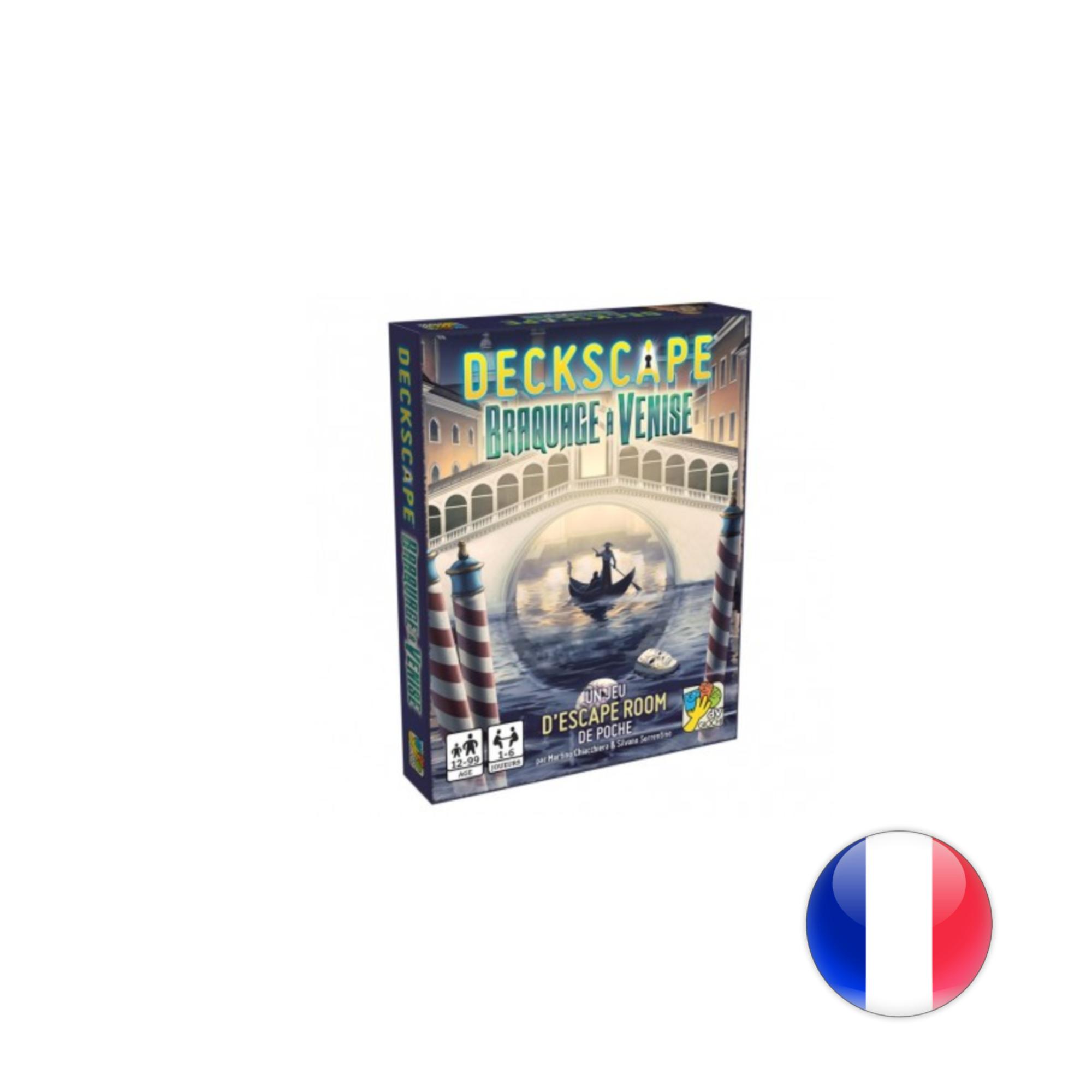 Deckscape 3: Braquage à Venise