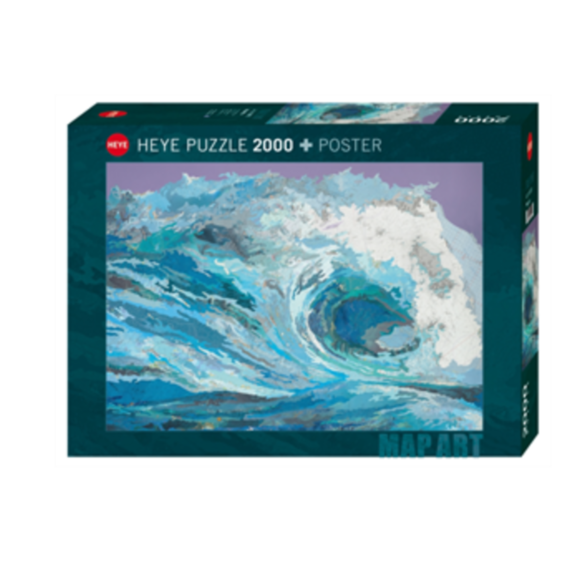 Heye Puzzle 2000: Map Wave