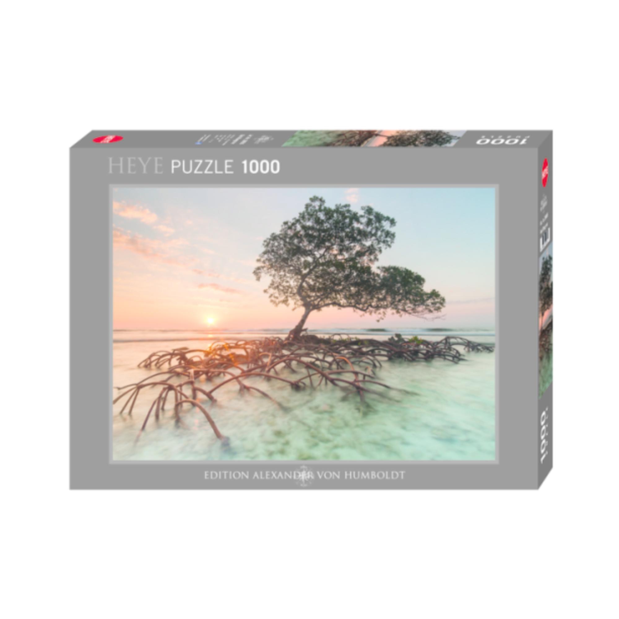 Heye Puzzle 1000: Red Mangrove
